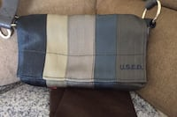 Small seatbelt purse clutch new Toronto, M2J 4X7