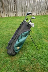 Golf clubs, LEFT Handed, small