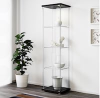 Ikea Detolf display  Laval, H7N