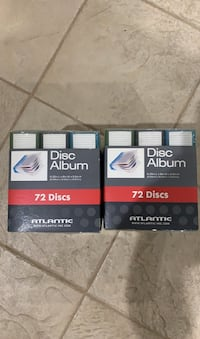 Disc Albums - 2 packs