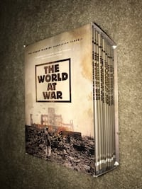 """The World at War"" Original Documentary Series Statesboro, 30458"