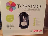 Tassimo coffee maker Vaughan, L4L 1L8