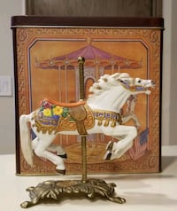 The American Carousel by Tobin Fraley Limited Edition