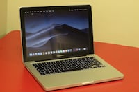 "MacBook Pro 13"" Mid 2012 – Core i5 – 8GB – 500 HDD - Best Software  Vancouver"