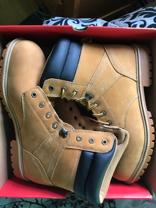 51afa99267a Used Big Mac Steel Toe Work Boots for sale in Vernon - letgo