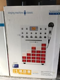 Singing Machine Blowout Sale From $39.99 No Tax Whole Sale warehouse open to public! Toronto, M1S 3P8