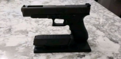 Display stand for Glock