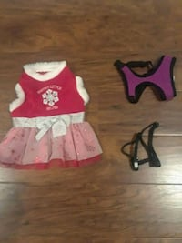 clothes for puppy size XS Puppy harness XS Olney