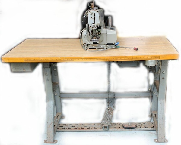 Used Juki MB40 Z40 Industrial Button Sewing Machine For Sale In Best Button Sewing Machine For Sale