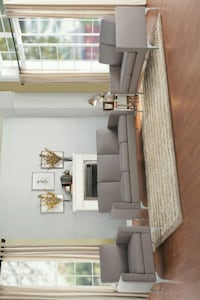 Soho Brownish Gray Modern Living Room Set Houston, 77042