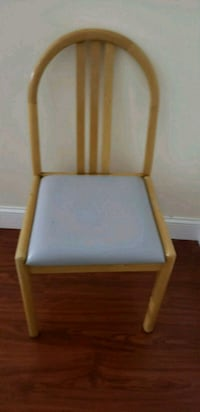 white and brown wooden chair Quincy, 02169