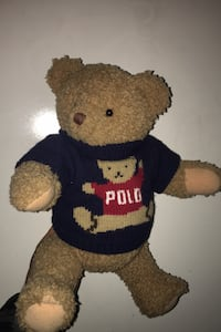 VINTAGE POLO BEAR BY RALPH LAUREN