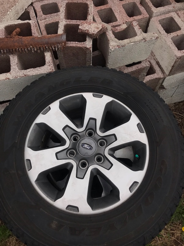 Ford F150 Wheels >> 2014 Ford F150 Wheels And Tires