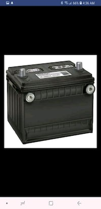 CAR BATTERY SALE FOR ANY CARS 60$ delivers availab