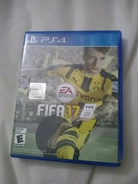 FIFA 17 PS4 game case Silver Spring, 20904