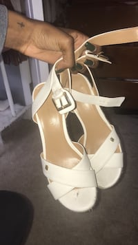 Wedges size 8 Odenton, 21113