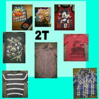 (2T)- Clothing Lot!!