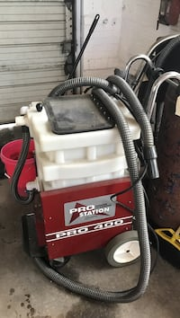 red, white and black pressure washer Frederick, 21702