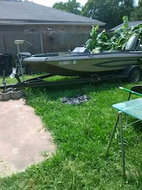 Boat and trailer  Katy, 77449