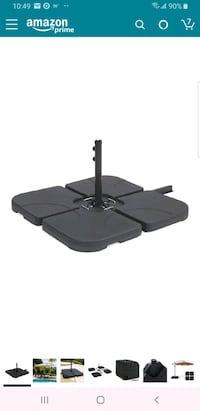 Best choice product Patio Umbrella Stand