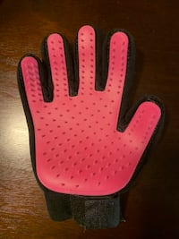 Pet grooming glove (pink) Miami, 33196