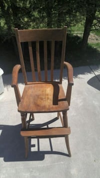Antique baby chair New Bedford, 02745