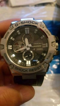 CASIO G-SHOCK Bluetooth helt ny finns alla papper  Stockholm, 165 58