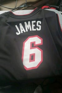 Lebron James heat Jersey XL Tulsa, 74106