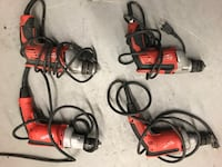 Corded Drills - take one or take all Woburn, 01801