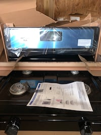 Whirlpool Stainless steel/Black Gas Range Lanham, 20706
