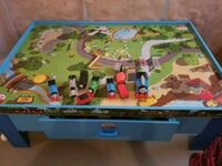 Thomas the Train Table  Beaumont, T4X 1Y5