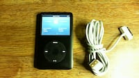 Apple iPod Classic 6th Generation 80GB MB147LL Black With Songs. Lynwood