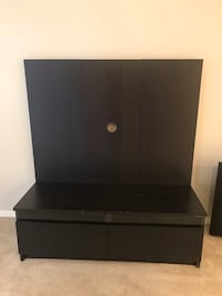 IKEA TV STAND (black-brown) Silver Spring, 20906