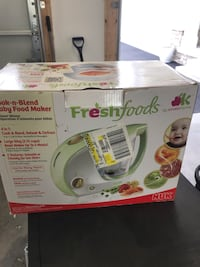 Fresh foods baby food maker Myersville, 21773