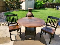 Jack Daniel's inspired table and chair set Chesapeake, 23323