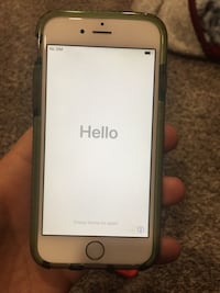 Silver iphone 7- 128 g  3121 km