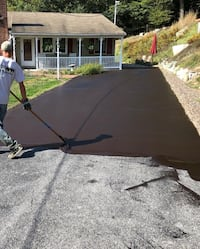 Asphalt installation Greencastle