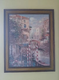 brown wooden frame painting Cibolo, 78108