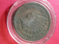 1885 Indian head penny Bishopville, 29010