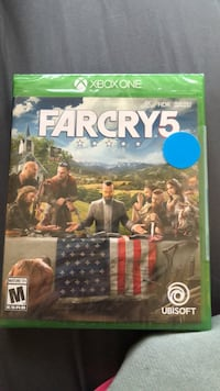 Far Cry 5 XBOX 1 Woodbridge, 22192