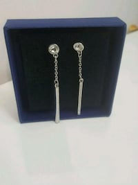 ***Flash Sale - Pick Up Today For 15***Swarovski Drop Earrings