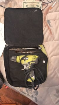 Ryobi D43K 6 Ft Corded Variable Speed AC Power Drill Tool 5.5-AMP 3/8 In New Orleans, 70114