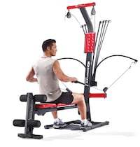 black and red Bowflex gym equipment Chicago, 60609