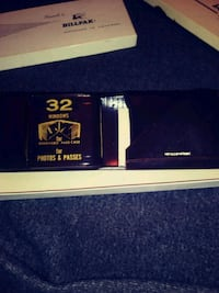 2 new mens wallets in box $5 each Ravenna, 44266