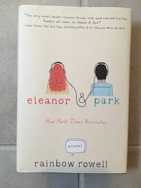 Eleanor and park novel