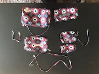 Like new. Jujube set pieces. The only one not for sale is the small set piece and 1 small strap Toronto, M3N 2W1