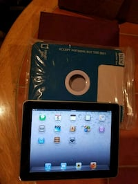 black iPad with black case Monroe Township, 08831