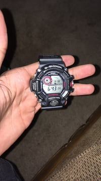 round black Casio G-Shock digital watch Ashburn, 20148
