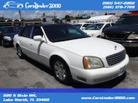 2005 Cadillac DeVille w/Livery Pkg lake worth