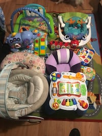 Baby items and Baby clothes